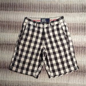American Eagle Outfitters Woman's Checkered Shorts